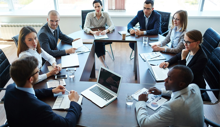 تعریف مدیریت بازاریابی و فروش در رخش اپ